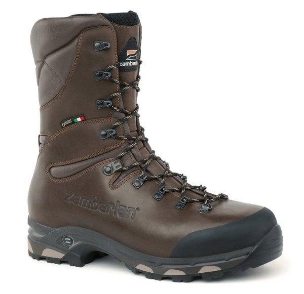Zamberlan Hunter Pro GTX Hunting Boots Waxed Chestnut