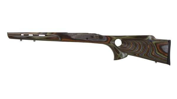 Boyds Hardwood Rifle Stock for Rem 700 SPS Long Action FBC Left Hand Stock Right Hand Bolt Forest Camo