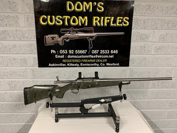 Borden Timberline Custom Rifle 30-06 (Used)