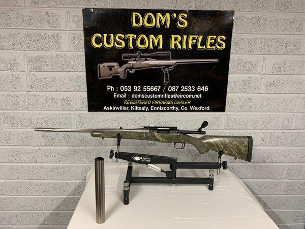 Remington 700 Custom Rifle .308 Left Hand (Used) (SOLD)