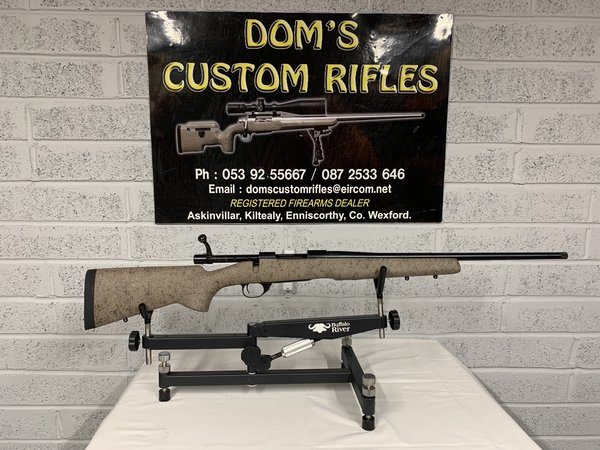 Howa 1500 Sporter Rifle .308 with Bell & Carlson Stock (New)