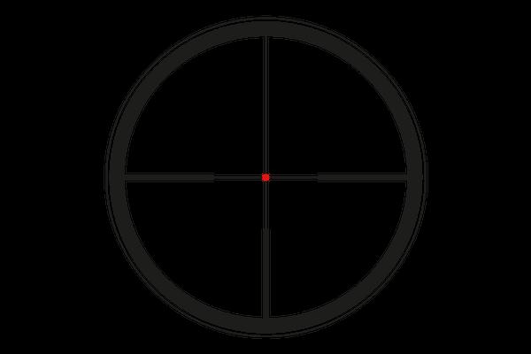 Leica Magnus Rifle Scope 1-6.3x24i