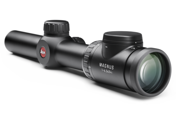 Leica Magnus Rifle Scope 1-6.3x24i