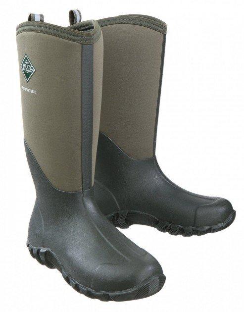 Muckboot Mens Edgewater II Tall Boot size UK11 EU46 - last pair