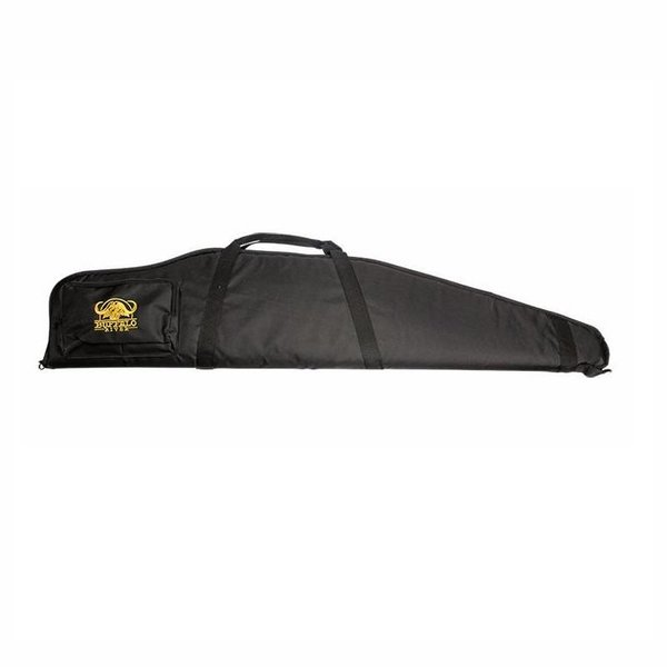 "Buffalo River CarryPRO II Deluxe Series Gunbag 52"" Rifle Black"