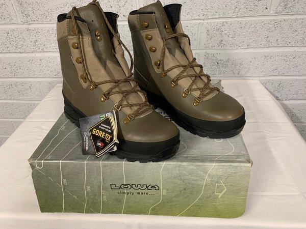Lowa Mountain Boots GTX Brown