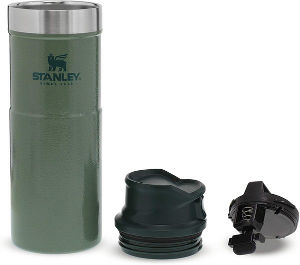 Stanley Classic One Hand Travel Mug 473ml Green