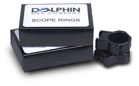 Dolphin Scope Rings