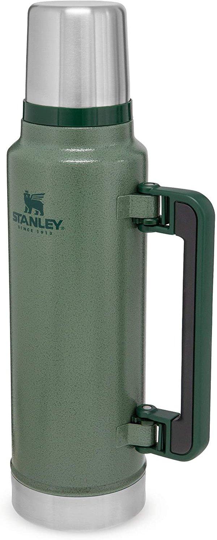 Stanley Classic Legendary Vacuum Flask 1 Litre Green
