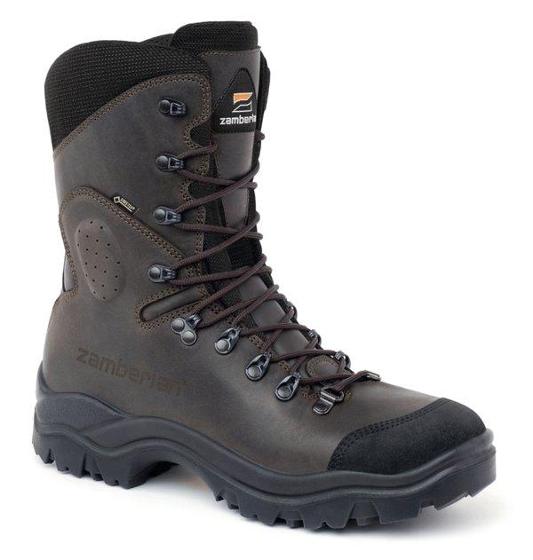 Zamberlan Highland GTX Hunting Boot Waxed Brown