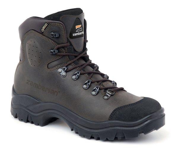Zamberlan Steens GTX Hunting Boots Waxed Brown