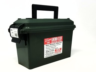 MTM Ammo Can Military Style 30 Cal AC30T