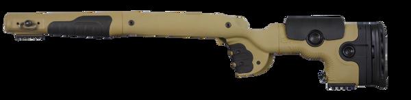 GRS Rifle Stock Bifrost Tikka T3/X Left Hand Brown