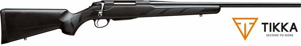 Tikka T3X Lite Rifle Syn Blue