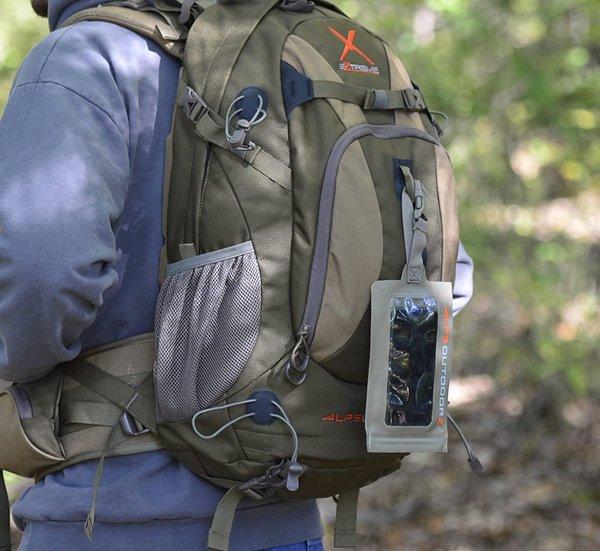 Alps OutdoorZ Transporter Waterproof Phone Case